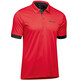 Gonso Litho - Maillot manches courtes Homme - rouge